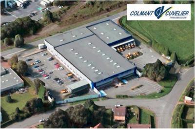 Entrepôt Lille : Colmant Cuvelier - RPS s'installe à Lille Lomme