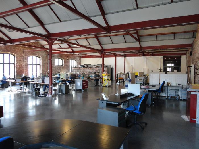 Bureaux loft zone franche location roubaix biens immobiliers - Location garage roubaix ...