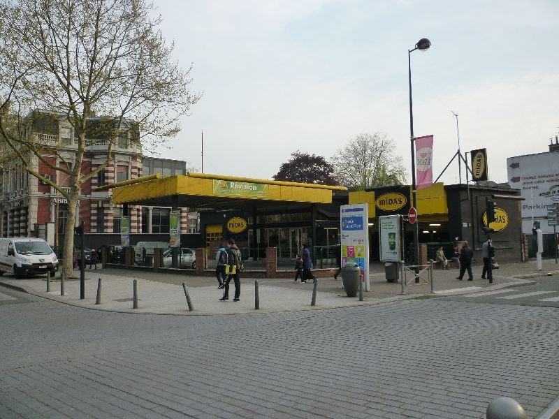 Batiment commercial lille roubaix biens immobiliers - Boulevard gambetta roubaix ...