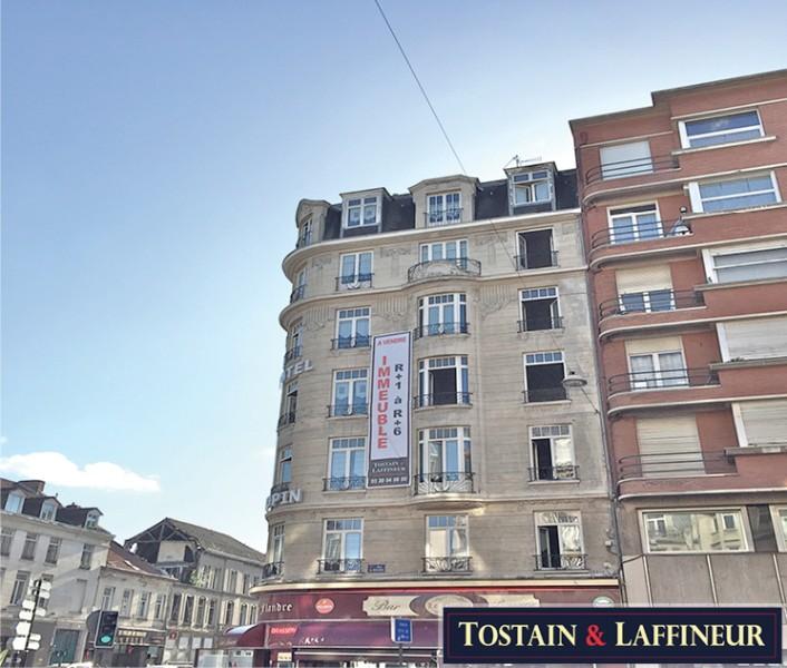 Vente immeuble bureaux lille biens immobiliers - Bureau de vente immobilier ...
