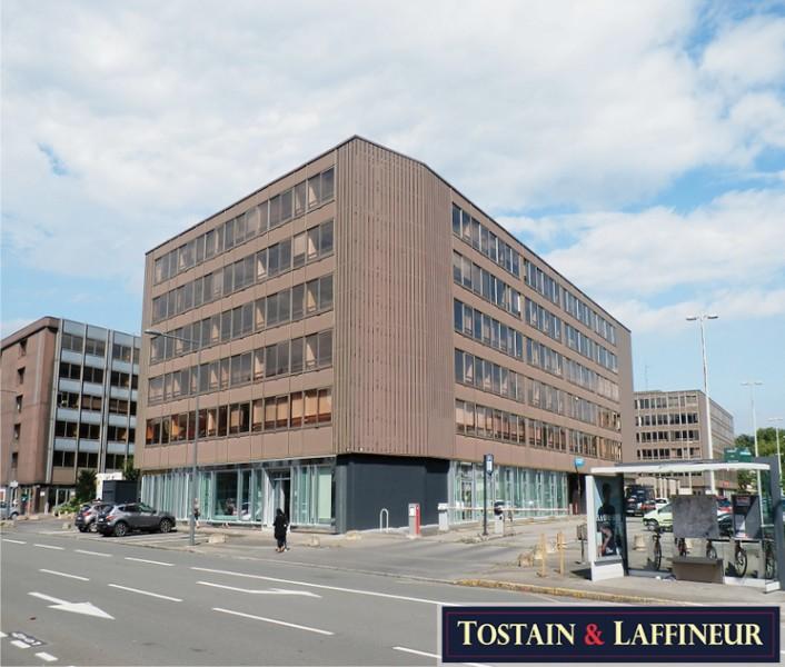 Location bureaux vente vauban lille biens immobiliers for Site vente immobilier