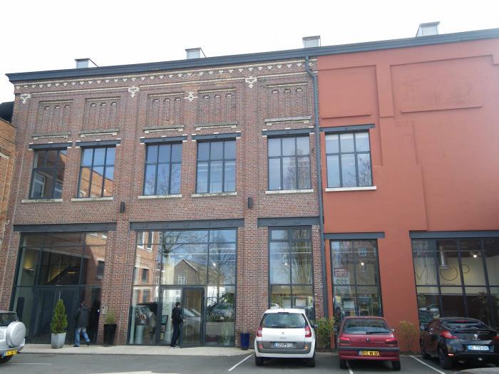 Location bureaux roubaix lille roubaix biens immobiliers - Loft roubaix location ...