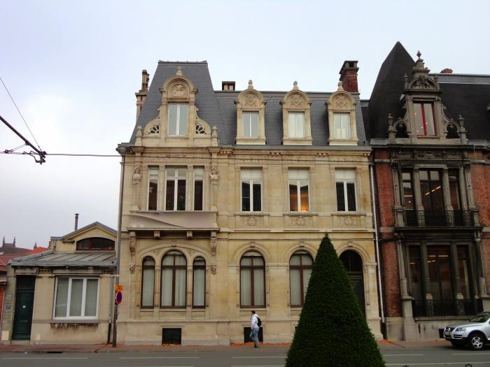 Bureaux louer dans hotel particulier roubaix roubaix biens immobiliers - Hotel particulier lille ...