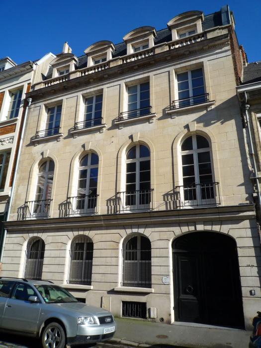 H tel particulier de 580 m2 lille biens immobiliers - Hotel particulier lille ...