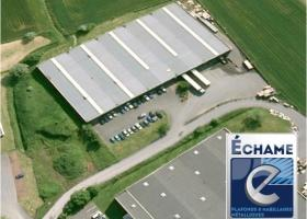 Entrepôt Lille : Echame s'installe à Lille Linselles