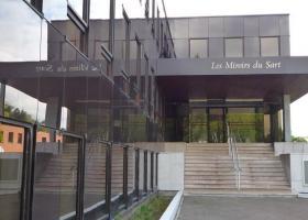 SITES : 617 m2 de bureaux à Wasquehal (59) - Les Miroirs du Sart