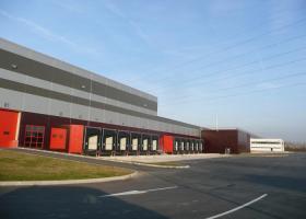 Immobilier logistique : Location de 17 700 m2 à GEODIS sur la Plateforme Logistique à HEM