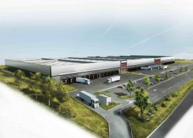 Immobilier Logistique : TOSTAIN & LAFFINEUR et PRD signent 34 000 m2 à Oignies avec ALLOPNEUS.com