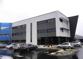 Bureaux Lille location Lesquin : Philips Consumer Lighting Solutions s'installe sur 1 150 m2 à Lesquin