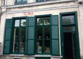 Commerce Lille : L'Art de l'Effervescence s'installe face à la Treille