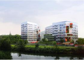 Location vente bureaux Quais Ouest Lille