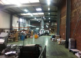 Entrepôt à louer à vendre Lille
