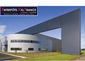 Location Entrepôt logistique Saint-Léger Angers