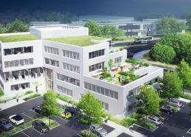 Bureaux Lille Villeneuve d'Ascq : SONEPAR déménage sur le Green Corner