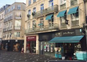Cession commerce rues piétonnes Lille