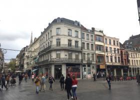 Location immeuble commercial rues piétonnes Lille