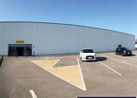 Location commerce avec entrepôt Lille Dunkerque