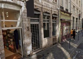 Location commerce Vieux Lille