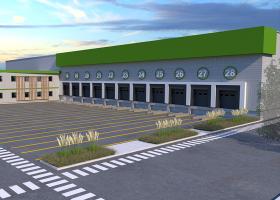 Location entrepôt entre Douai et Valenciennes (Escaudain)