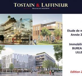 Etude de marché Bureaux - Lille - 1er semestre 2019