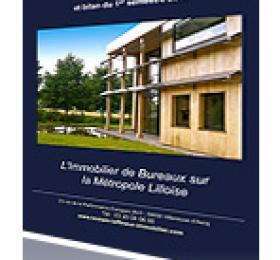NOTE DE CONJONCTURE « 2ème trimestre 2011 et bilan du 1er semestre 2011 : L'IMMOBILIER DE BUREAUX SUR LA MÉTROPOLE LILLOISE