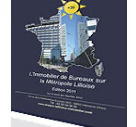 ÉTUDE DE MARCHÉ ANNUELLE « L'IMMOBILIER DE BUREAUX SUR LA MÉTROPOLE LILLOISE » EDITION 2011
