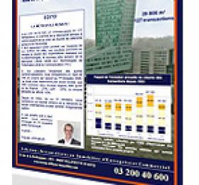 NOTE DE CONJONCTURE BUREAUX DU 1er TRIMESTRE 2009 : LA MÉTROPOLE RÉSISTE