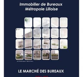 L'immobilier de bureaux à Lille - Etude de marché annuelle édition 2015