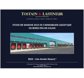 Le marché de la logistique en Nord-Pas-de-Calais 2015