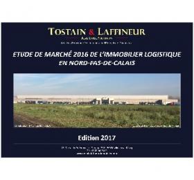 Le marché de la logistique en Nord-Pas-de-Calais 2016