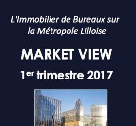 Etude de marché Bureaux Lille 1er trimestre 2017
