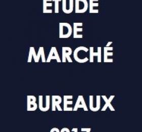 Etude de marché Bureaux Lille 2017 - Année 2016