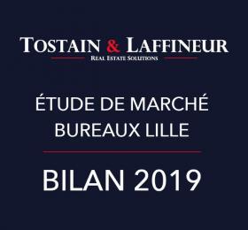Bureaux Lille - Etude de marché - Bilan année 2019