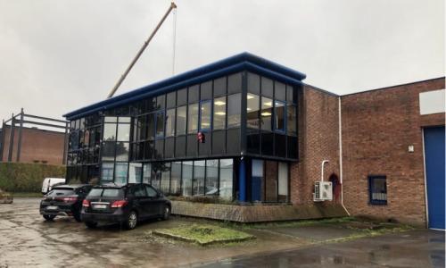 LOCAUX D'ACTIVITES  A VENDRE - 1 500 m² - SECLIN - ZONE INDUSTRIELLE B