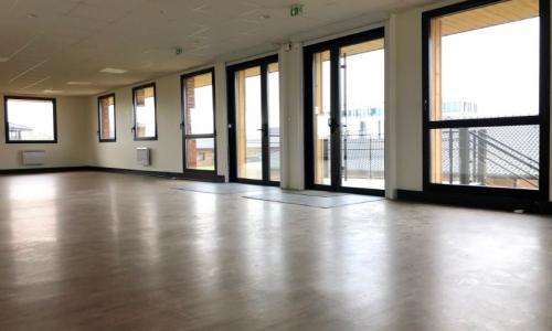 Location bureaux neufs Lille Villeneuve d'Ascq Parc de la Haute Borne