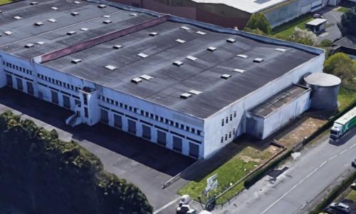 RARE! ENTREPOT A LOUER - 4 837 m² - CRT LESQUIN