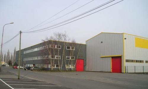 Entrepôt à Douai