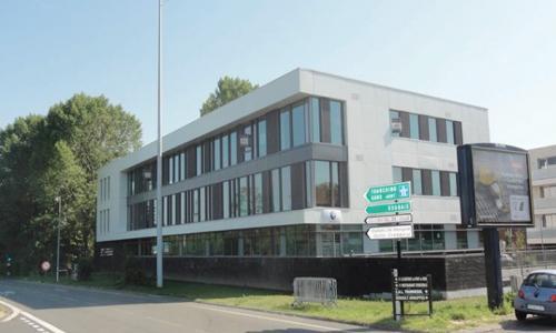 Location bureaux Lille vue sur le Grand Stade