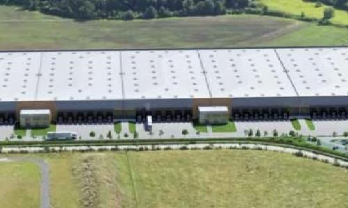 Location vente centre logistique dernière génération Lille