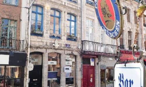 Vente murs occupés Lille