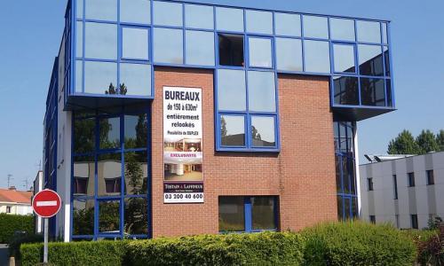 vente bureaux wasquehal feripole