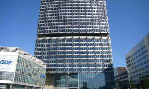 Location bureaux Lille Tour Lille Europe
