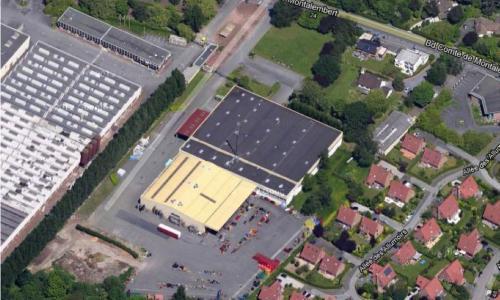 A louer à vendre entrepôt Lille