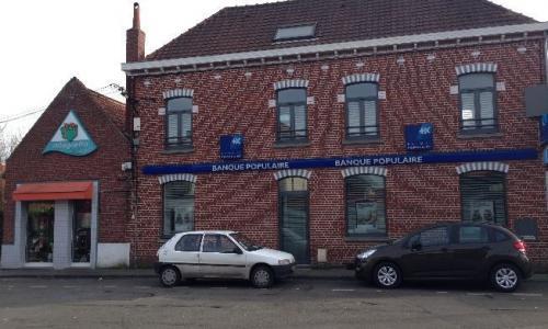 Bâtiment commercial à Lille