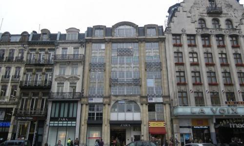 Location bureaux Lille Grand Place