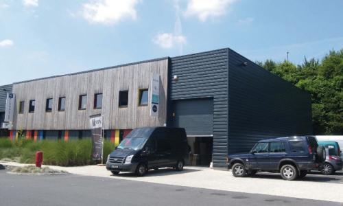 Vente bureaux Eco Park Lille