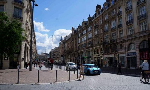 Location surface commerciale Lille