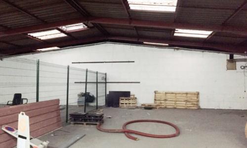 Location entrepôt Lille Carvin