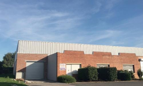 Location entrepôt Lille Lesquin