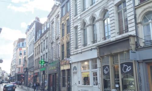 Cession commerce Vieux Lille
